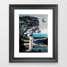 Another Skywalker - Princess Leia, Starwars Framed Art Print