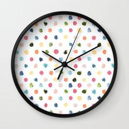 Pantone Polish Wall Clock