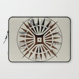 Logo innocence and experience design Laptop Sleeve