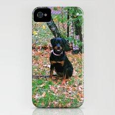 Puppy Slim Case iPhone (4, 4s)