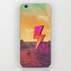Thunder Bay iPhone & iPod Skin