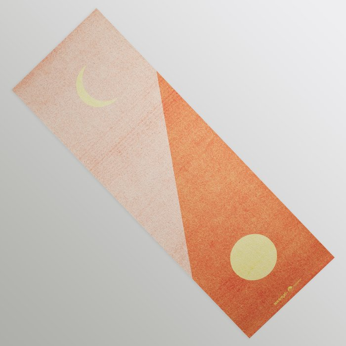 Last Days of Summer by Nick Nelson Yoga Mat