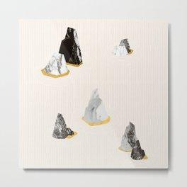 Rock Formation No.1 Metal Print