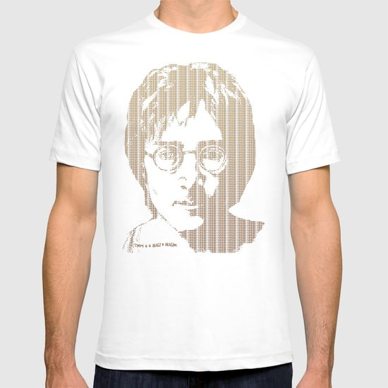 There is a MAGI in Imagine T-shirt