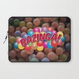 Bazinga! - Ball Pit Laptop Sleeve