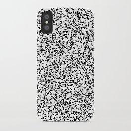 Camo Bacteria iPhone Case