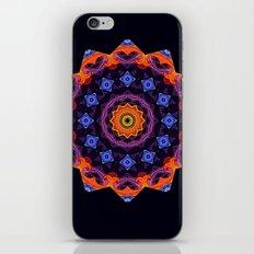 Complex Mandala iPhone & iPod Skin