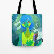 Just a Routine Tote Bag