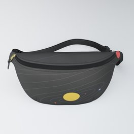 Nibiru is coming Fanny Pack