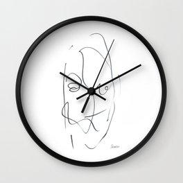 Demeter Moji d9 5-1 w Wall Clock