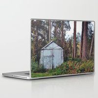 shabby chic Laptop & iPad Skins featuring Shabby Chic by Amy Muir