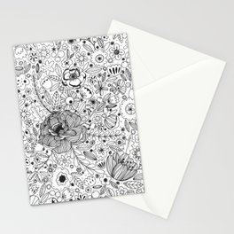 Flowers Flowers Stationery Cards