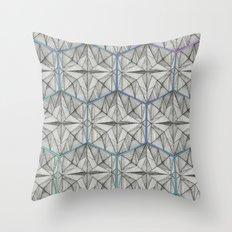 Reconstruct Throw Pillow
