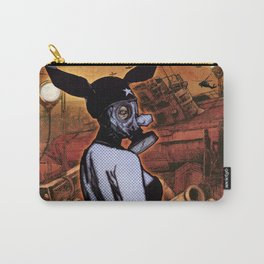 War Bunny Carry-All Pouch