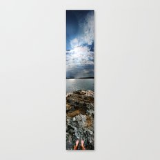 Sweden - Vertical Panorama Canvas Print