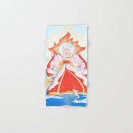 Sun God Hand & Bath Towel