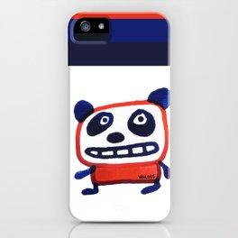 Mr. PP Panda iPhone Case