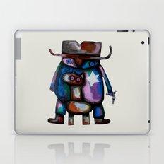 Sheriff Laptop & iPad Skin