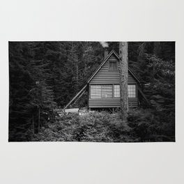 Cabin Smoke Rug