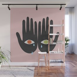 Magic Eyes Wall Mural