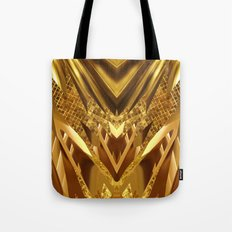 DRAGON'S GOLD Tote Bag
