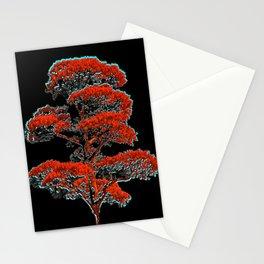 Tree Artwork Illustration Stationery Cards