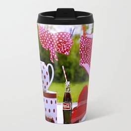 Coca Cola Summer Travel Mug