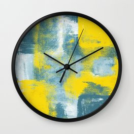 Time Flies #2 Wall Clock