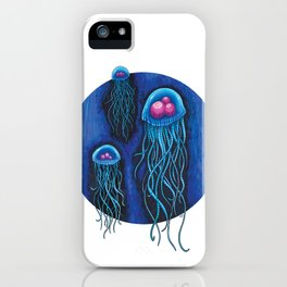 Jelly Sentinels iPhone Case