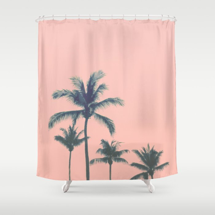 Cotton Candy Summer Shower Curtain