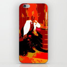 Cotton Club The Man iPhone Skin