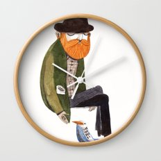 eli Wall Clock
