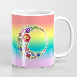 Flowers in the Moon Coffee Mug