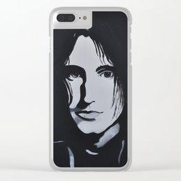 "Trent-""Beautiful Liar, Precious Whore"" Clear iPhone Case"