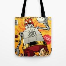 El Robotico Tote Bag