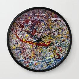 Paprika Wall Clock