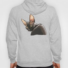 The Look - Cornish Rex Hoody