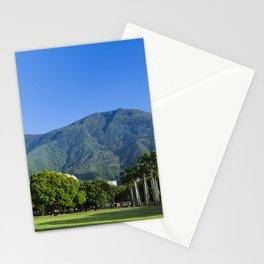 El Ávila desde Parque del Este Stationery Cards