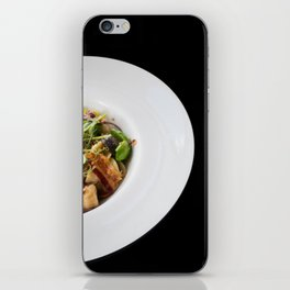 The Art of Food - Bacon Salad 2 iPhone Skin