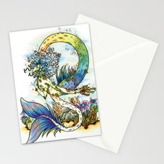 Elemental series - Water Stationery Cards