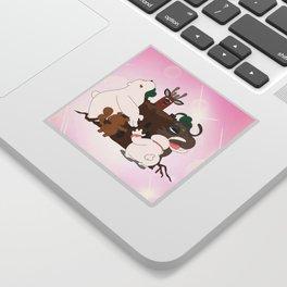 The Magic Tree (Peepoodo) Sticker