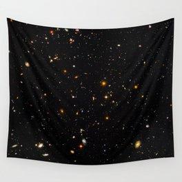 Beautiful Universe Ultraviolet Deepfield Galaxy Universe Star Map Wall Tapestry