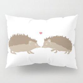 I Miss Your Hedge Hugs Pillow Sham