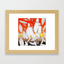A Night at the Roxy Framed Art Print