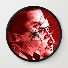 Mike Patton Wall Clock