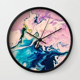 Storm Wall Clock