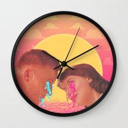 Dream of Love Wall Clock