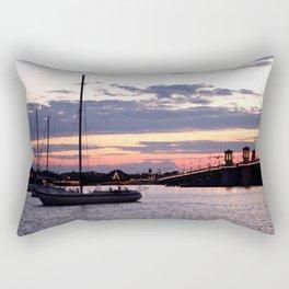 Matanzas Sunrise Rectangular Pillow
