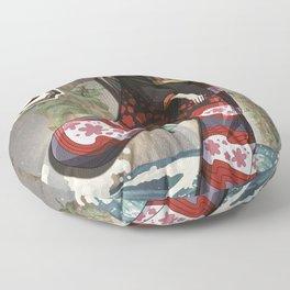 Robin wano - One piece Floor Pillow