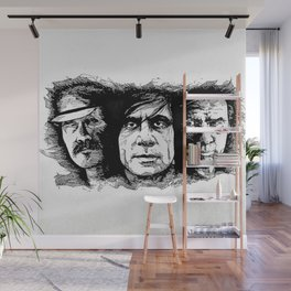 No Country for Old Men Fan Art Wall Mural